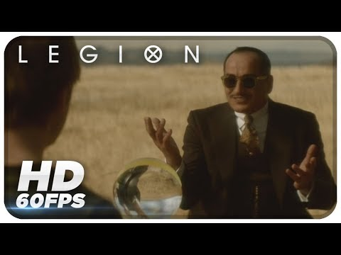 David and Farouk talk on the astral plane - Legion S2E2: Chapter 10 (HD/60FPS)