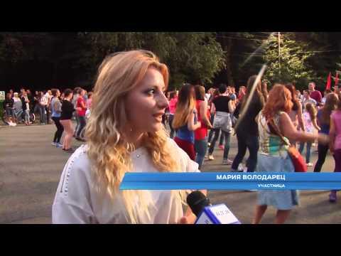 Танцы со смыслом в парке Победы