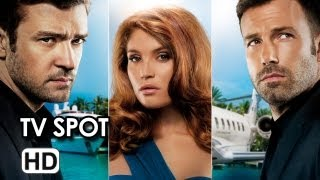 "Runner Runner (2013) TV Spot 15"" - Ben Affleck, Justin Timberlake and Gemma Arterton"