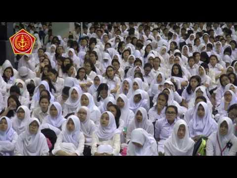 PANGLIMA TNI MEMBERIKAN KULIAH DI DEPAN MAHASISWA BARU UI