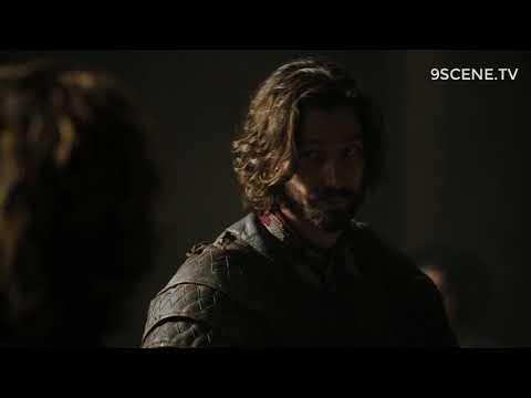 """Daario Naharis """"He's the toughest man with no balls I've ever met!"""""""