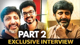 Video Next Film with Vijay as discussed during our latest meet | Director Mohan Raja Interview - Part 2 MP3, 3GP, MP4, WEBM, AVI, FLV Februari 2018
