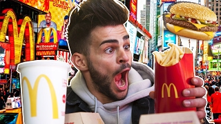 Video Je teste un Mcdo à New‑York ! MP3, 3GP, MP4, WEBM, AVI, FLV Agustus 2017