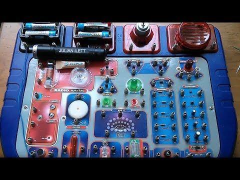 Led astray by a LED - Electronics Set