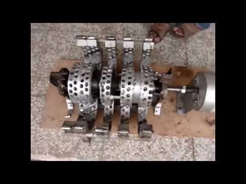 Magnet Motor – Free Energy Selfrunning 2/2