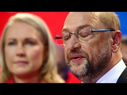 Με Σουλτς στην αντιπολίτευση, η Γερμανία οδεύει προς κυβέρνηση «Τζαμάικα»