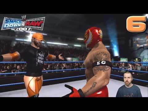 WWE SmackDown vs. Raw 2007 (SD Side): Season Mode #6