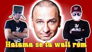 Skecz, kabaret - Chwytak & Dj Wiktor i Grzegorz Halama - Halama Se Tu wali Róm (Llama In My Living Room/PARODY)