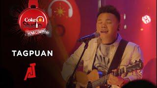 "Coke Studio Homecoming: ""Tagpuan"" Cover by AJ Rafael"