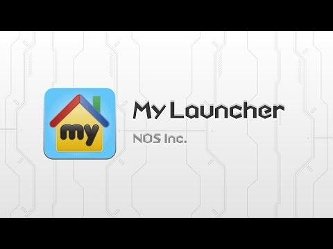 Video of My Launcher for Google Play