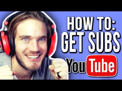 HOW TO GET SUBS (Teach Me Senpai)