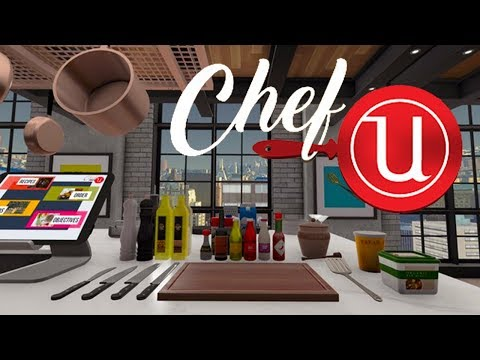 VR Cooking Simulator - ChefU
