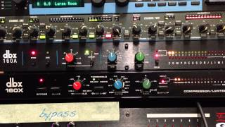 Video Rack compressor compare.(dbx 1066, 160a, 160x) MP3, 3GP, MP4, WEBM, AVI, FLV Desember 2018
