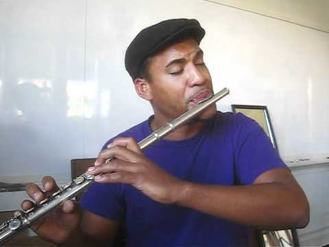 'Ave Maria' by Franz Schubert, flute cover by Dameon Locklear