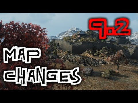 changes - 9.2 map changes for Sacred Valley, Sand River, Hidden Village, Cliffs and El Halluf! SUBSCRIBE!: http://youtube.com/subscription_center?add_user=QuickyBabyTV Find out more about me and our...
