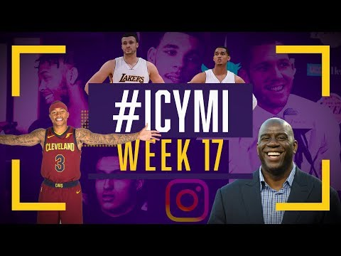 Video: Lakers Week 17: Kobe Bryant Celebrations, Player Trades And Tampering Fines