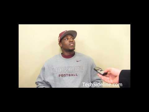 Luther Maddy Interview 11/5/2013 video.