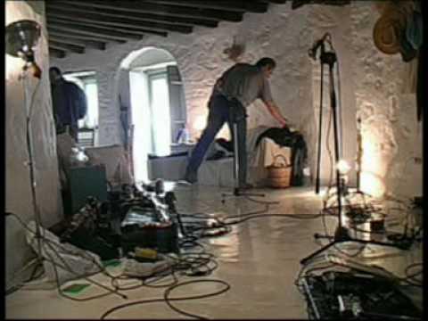 Floros Floridis, Babis Papadopoulos - Recording online metal music video by FLOROS FLORIDIS