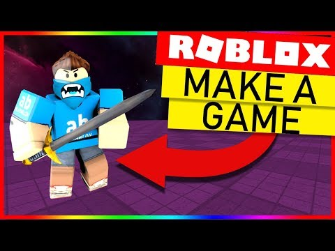How To Make A Roblox Game - 2019 Beginner Tutorial! (1)