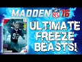 Madden 16 Ultimate Team Ultimate Freeze Holiday Promo G