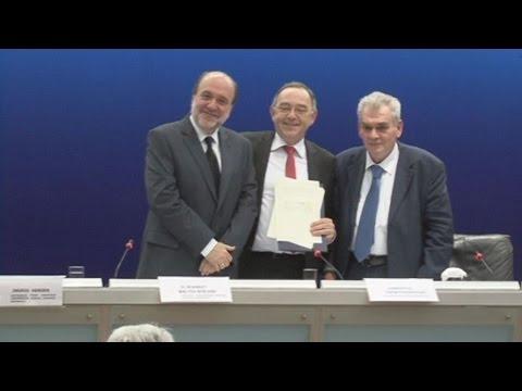 Παπαγγελόπουλος: Είμαστε σε πόλεμο με τη διαφθορά