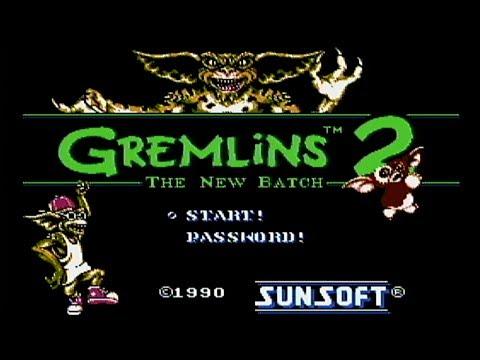 gremlins 2 the new batch nes online