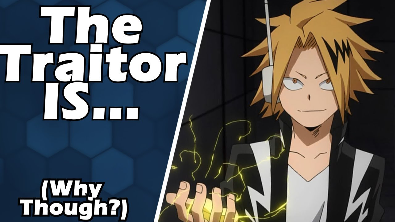 "The ""Kaminari Is The Traitor"" Theory Walkthrough 