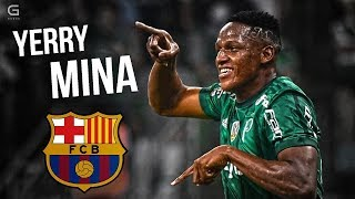 Download Video Yerry Mina ● Solid Defender ►Welcome To FC Barcelona 2018 MP3 3GP MP4