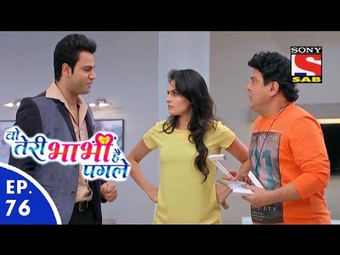 Woh Teri Bhabhi Hai Pagle - Episode 76 - 29th April, 2016