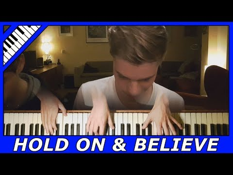 [FREE MID] Martin Garrix & The Federal Empire - Hold On & Believe (Max Pandèmix piano cover)