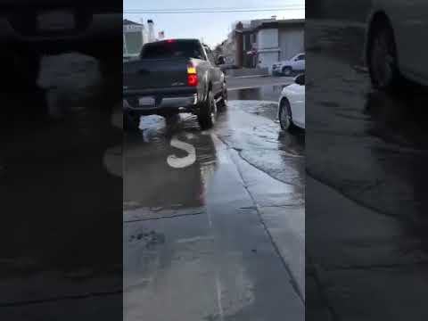 38th Street Flooding by Devin Seaver  - 7/11/2018