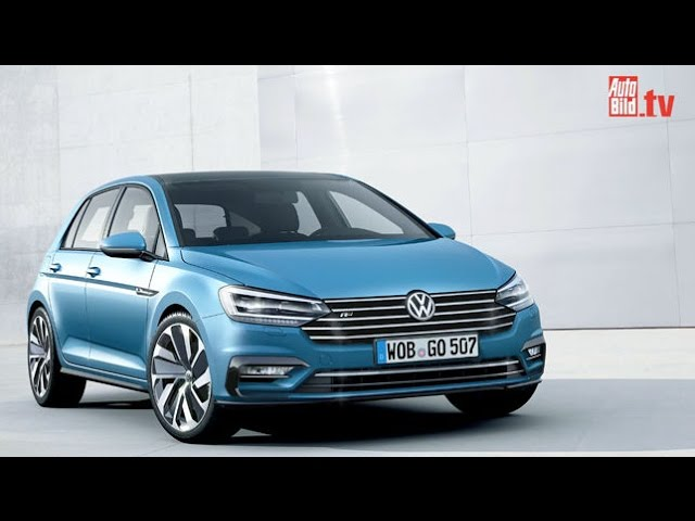 Insider - VW Golf 8 Nachfolger des Kompakt-Königs