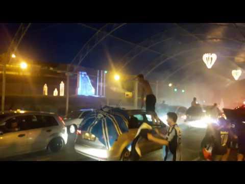 Comemoração dos gremistas em Muçum - Grêmio, Pentacampeão da Copa do Brasil