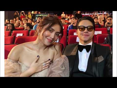 Kathryn Benrado And Daniel Padilla At The 50th Box Office Entertainment Awards