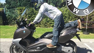 5. BMW C 650 GT Maxiscooter - Freedom Reinvented Review