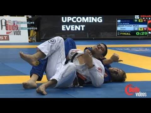jiu jitsu - Clark Gracie vs Marcelo