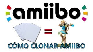 Download Lagu COMO COPIAR CLONAR O CREAR TUS AMIIBO [TUTORIAL] Mp3