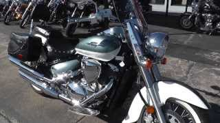 3. 100716 - 2011 Suzuki Boulevard C50T - Used Motorcycle For Sale