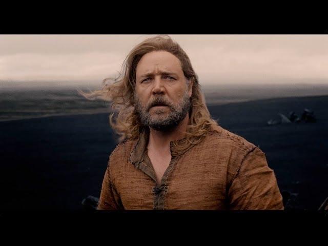 Anteprima Immagine Trailer Noah, trailer ufficiale del film con Russell Crowe