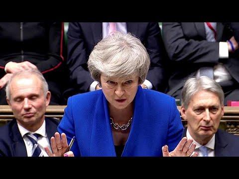 Τερέζα Μέι: «Μοναδικός μου στόχος το Brexit»