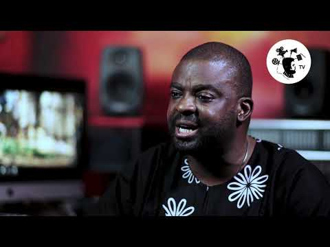 MASTERCLASS WITH KUNLE AFOLAYAN - EPISODE 1