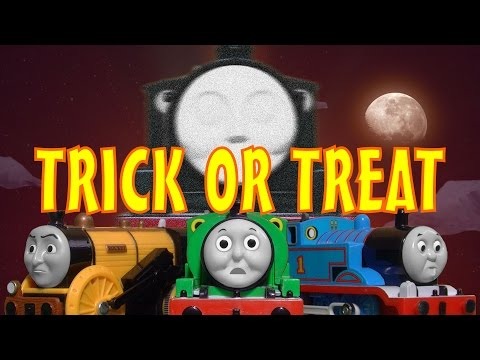 TOMICA Thomas & Friends Short 36: Trick or Treat
