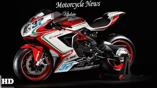 10. Hot News !!!!2018 MV Agusta F4 RC SE Premium Features Edition First Impression  HD spec & price