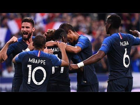 Falanqeynta France 2-1 Germany Jarmalka waa baraka beelay kuwaan waa lagu qasaaray