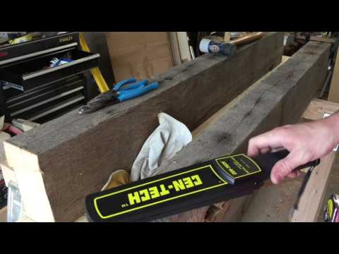 Eric's Tip Of The Day: A Must Have Tool For Working Reclaimed Wood Beams