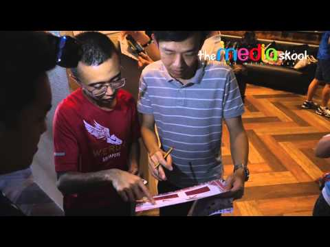 Video Production | Jambar Team Bonding Event for Singapore Institute of Technology