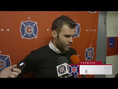 Video: Nemanja Nikolic on his approach to year two in MLS