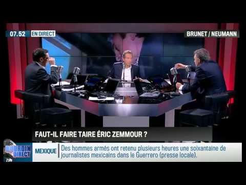 «Eric Zemmour n'a pas employé le mot déportation» (MàJ vidéos RMC/BFM)