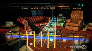 Rocksmith is a rhythm game that teaches you actual guitar. Check out more Rocksmith at http://www.gamespot.com/xbox360/puzzle/rocksmith/index.html.