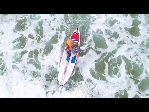 Inflatable SUP Fun with Carsten Kurmis